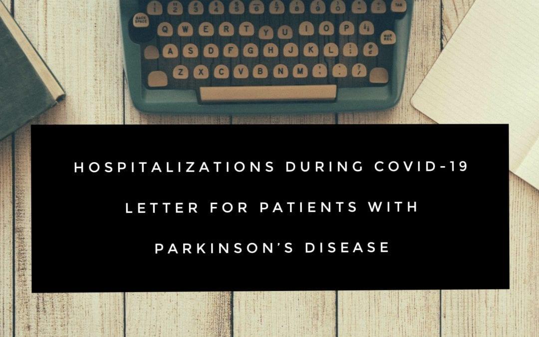 Parkinson's Hospitalization PDF