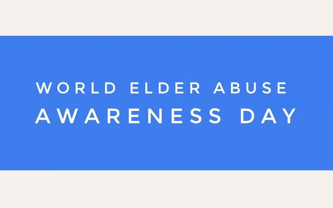 Elder Abuse and COVID-19