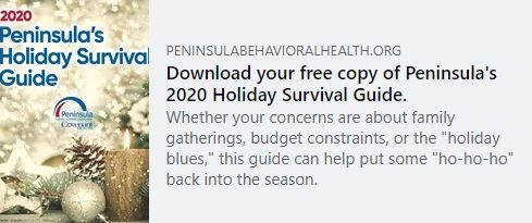 Peninsula's Holiday Survival Guide